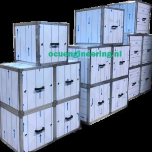 Aluminium boxen