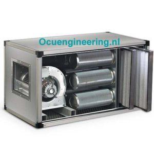 compacte geurfilterkasten