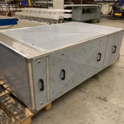 Geurfilterkast Compleet Aluminum