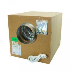 mdf softbox afzuigmotor