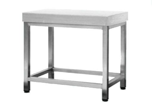 snijplank rvs tafel