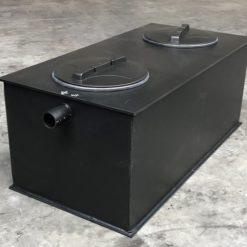 vetafscheider WPE2CS 2 liter per seconde
